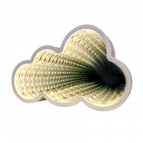 "Infinity LED lamp ""Cloud"""