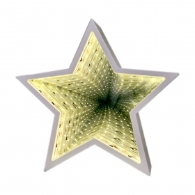 "Infinity LED lamp ""Star"""